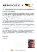 Airship-Cup 2015 - 1. deutsche Luftschiff-Meisterschaft im Tegernseer Tal - Page 6