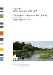 Udkast til vandplan - Naturstyrelsen
