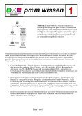 pmm wissen m - Plasmozytom / Multiples Myelom Selbsthilfegruppe ... - Seite 3