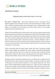 Saopstenje_27_12_2012.pdf - Banca Intesa Beograd