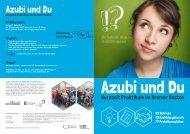 Azubi und Du
