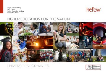 Higher Education for the Nation - English
