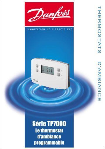 tp5e rf ensemble pour thermostat d 39 ambiance danfoss. Black Bedroom Furniture Sets. Home Design Ideas