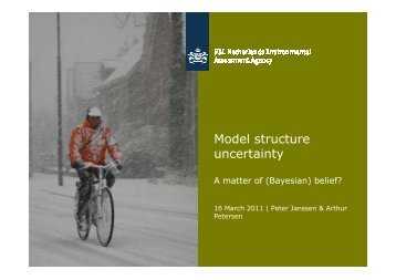Model structure uncertainty: a matter of (Bayesian)