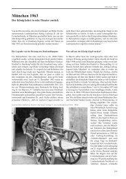 Ludwig II. - Denkmäler eines Märchenkönigs