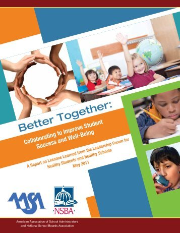 Better Together: - American Association of School Administrators