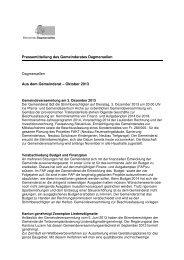 Gemeinderatsnachrichten_Oktober_2013 [PDF, 40.0 KB]