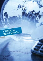 Financial information (PDF 592KB) - CO2CRC