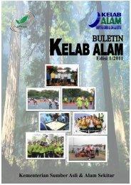 Buletin Kelab Alam Edisi 2011 - NRE