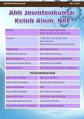Buletin Kelab Alam Edisi 2011 - NRE - Page 4