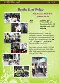 Buletin Kelab Alam Edisi 2011 - NRE - Page 5