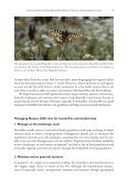 Dos and Don'ts for butterflies of the Habitats Directive of the ... - scales - Page 3
