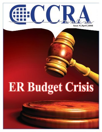 Issue 4 April 2008 - California Court Reporters Association