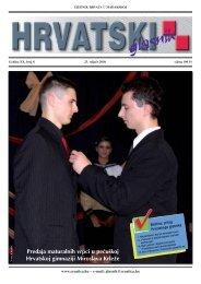 8. broj 25. veljače 2010.