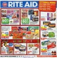 i heart rite aid: 12/19-12/25 ad