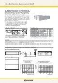 Zuluft/Überströmung • Serie ALD • Serie MLL • Serie WDH - Limot - Seite 5