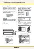 Zuluft/Überströmung • Serie ALD • Serie MLL • Serie WDH - Limot - Seite 7