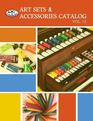 Art Sets & Accessories Vol. 13