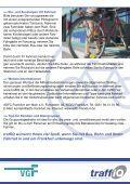 Fahrradmitnahme in Bussen und Bahnen in Frankfurt - traffiQ - das ... - Page 2
