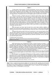 QUESTÃO RESERVA 21 - COPERVE – Comissão Permanente do ...
