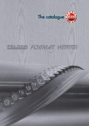 Catalog Felder Gruppe - Utilaje pentru prelucrarea lemnului