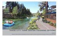 Tahoe City Visioning Plan - Tahoe City Public Utility District