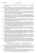 Dr. Rolf Kemmler Lista de publicações ... - diacronia.de - Page 2