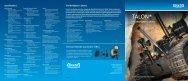 TALON Brochure - QinetiQ North America