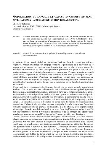 Lire la proposition de communication