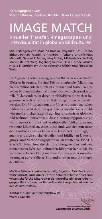 IMAGE MATCH - kunstgeschichte.de