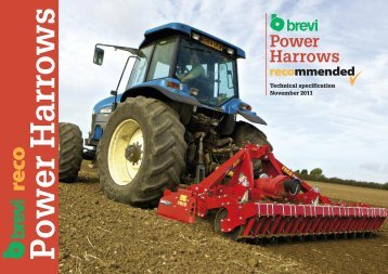 Power Harrows - Reco