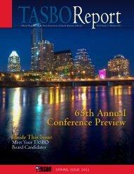 February 2011 - Texas Association of School Business Officials