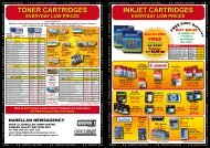 inkjet cartridges toner cartridges - YourNewsagent.com.au