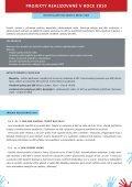 Výroční zpráva 2010 - Děti patří domů os - Page 4