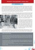 Výroční zpráva 2010 - Děti patří domů os - Page 6