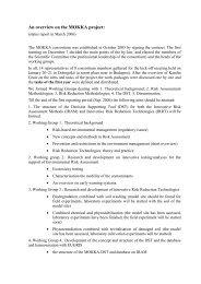 An overview on the MOKKA project: - MOKKKA.hu