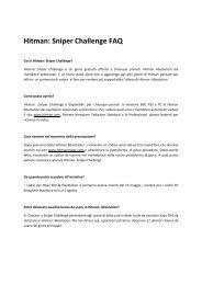 Hitman: Sniper Challenge FAQ