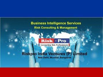 BI Risk Services Brochure.pdf - Riskpro