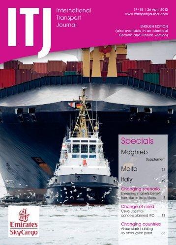 Download - ITJ | Transport Journal