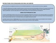 instructions for establishing natural gas service - the Knox Energy ...