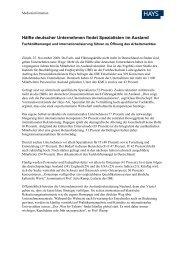 IT Compliance - zwischen Effizienz und Effektivität - Hays AG