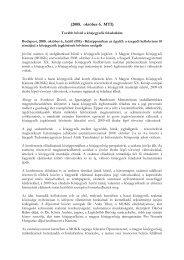 A teljes cikk - Magyar Országos Közjegyzői Kamara