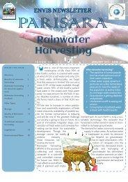 Rainwater Harvesting - Parisaramahiti