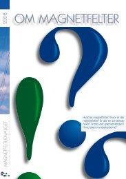 Vejledning om magnetfelter, 2008 PDF 2165 kb - Dansk Energi