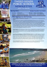 17 Term 2 Week 8 18.06.13 Week 25 [pdf, 3 MB] - Tweed Heads ...