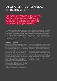 Green Deal Email.indd - Wates