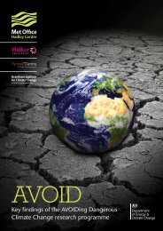 Key_findings_of_the_AVOIDing_Dangerous_Climate_Change_research_programme