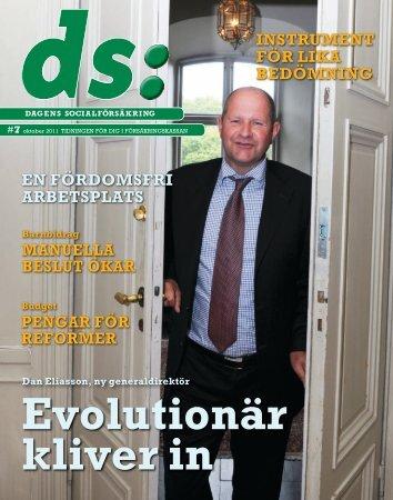 DS (pdf 4 220 kB, öppnar nytt fönster) - Försäkringskassan