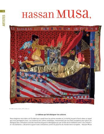 Hassan Musa, - Art Absolument