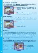 Manuel d'utilisation - Console V.Smile - Page 4